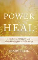 Power to Heal PDF