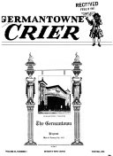 Germantown Crier PDF