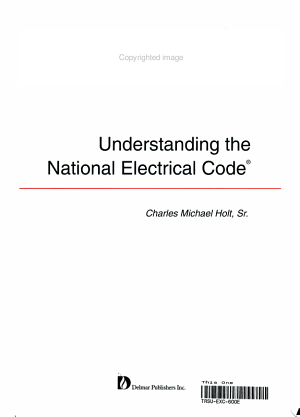 Understanding the National Electrical Code PDF