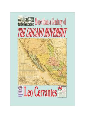 More Than a Century of the Chicano Movement PDF
