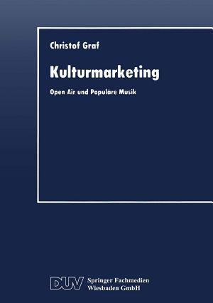 Kulturmarketing PDF