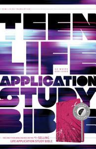 Teen Life Application Study Bible NLT Book