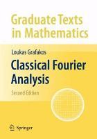 Classical Fourier Analysis PDF
