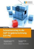 Schnelleinstieg in die SAP Ergebnisrechnung  CO PA  PDF