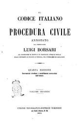 Il Codice Italiano di Procedura Civile