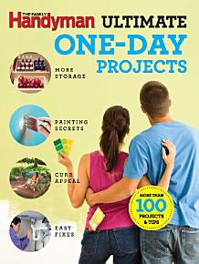 The Family Handyman Ultimate 1 Day Projects PDF