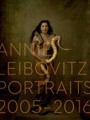 Annie Leibovitz  Portraits 2005 2016