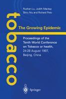 Tobacco  The Growing Epidemic PDF