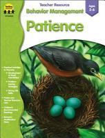 Behavior Management  Patience  Grades Toddler   K PDF