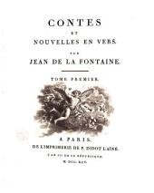 Contes avec illustrations de Fragonard