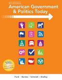 American Government and Politics Today  2017 2018 Edition PDF