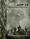 Unified Land Operations  ADRP 3 0  PDF