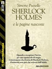Sherlock Holmes e le pagine nascoste