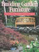 Building Garden Furniture PDF