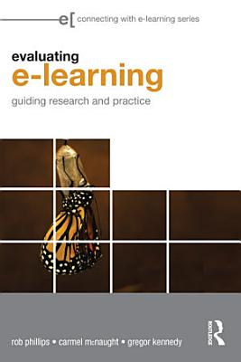 Evaluating E Learning PDF
