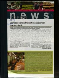 CIFOR News PDF