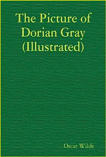 The Picture of Dorian Gray  Illustrated  Book