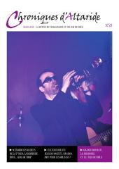 Chroniques d'Altaride n°022 Mars 2014: La Musique