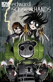 Edward Scissorhands #5