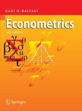 Econometrics: Edition 4