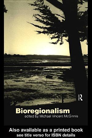 Bioregionalism PDF