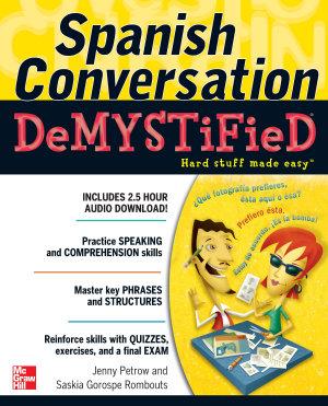 Spanish Conversation Demystified PDF