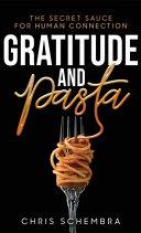 Gratitude and Pasta Book