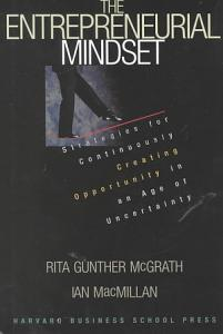 The Entrepreneurial Mindset Book