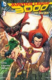 Justice League 3000 (2013-) #1