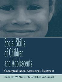 Social Skills of Children and Adolescents PDF