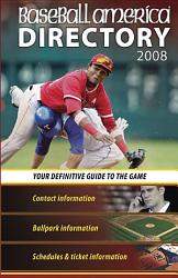 Baseball America Directory 2008 PDF