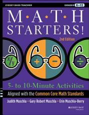 Math Starters PDF