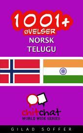 1001+ øvelser norsk - telugu