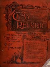 Clay Record: Volume 5
