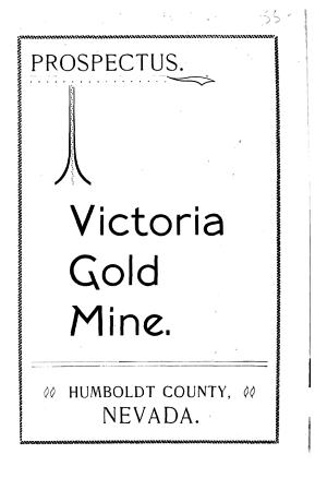 Victoria Gold Mine