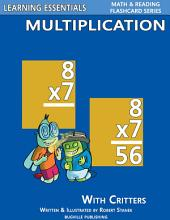 Multiplication Flashcards: Multiplication Facts with Critters