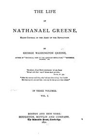 The Life of Nathanael Greene PDF
