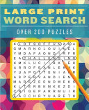 Large Print Word Search PDF