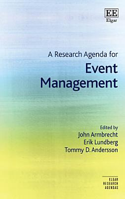 A Research Agenda for Event Management