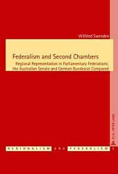 Federalism And Second Chambers Book PDF