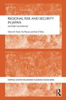 Regional Risk and Security in Japan PDF