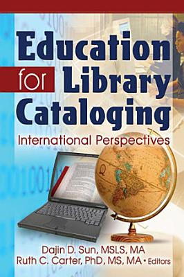 Education for Library Cataloging PDF
