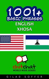 1001+ Basic Phrases English - Xhosa
