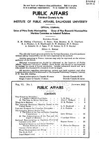 Public Affairs PDF