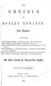 The Omnibus of Modern Romance Book