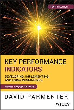 Key Performance Indicators  KPI  Fourth Edition PDF