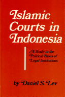 Islamic Courts in Indonesia
