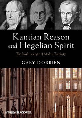 Kantian Reason and Hegelian Spirit PDF