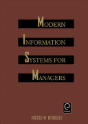 Modern Information Systems for Managers PDF