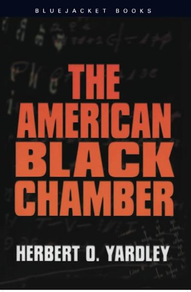 Download The American Black Chamber Book
